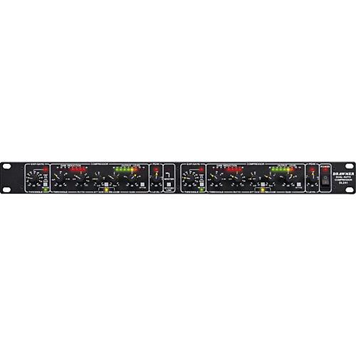 Drawmer DL 241XLR 2-Channel Compressor