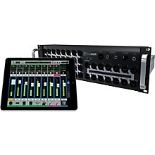 Open Box Mackie DL32R 32-Channel Wireless Digital Live Sound Mixer with iPad Control