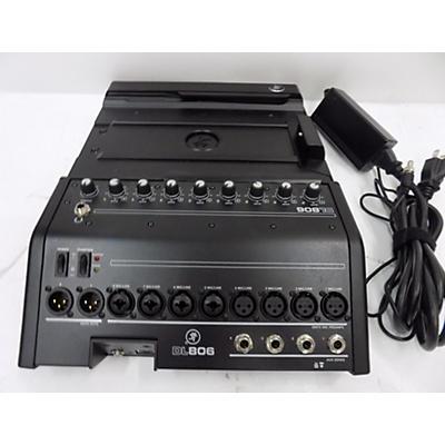 Mackie DL806 Unpowered Mixer