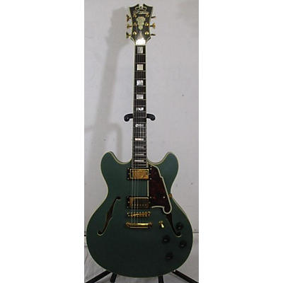 D'Angelico DLX DCSP Hollow Body Electric Guitar