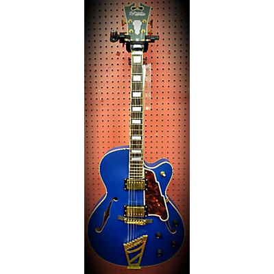 D'Angelico DLX DH Hollow Body Electric Guitar