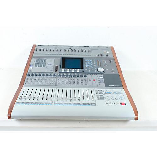 open box tascam dm 3200 digital mixer regular 190839575692 musician 39 s friend. Black Bedroom Furniture Sets. Home Design Ideas
