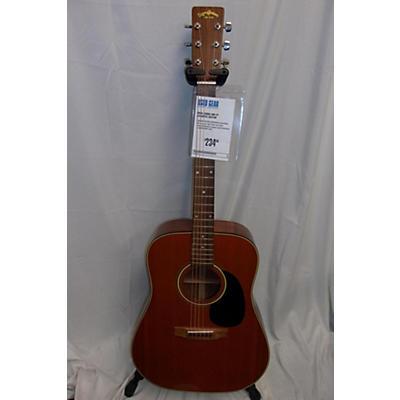 SIGMA DM-3Y Acoustic Guitar