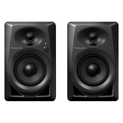 """Pioneer DM-40 4"""" Powered Studio Monitors (Pair)"""