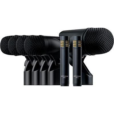 Presonus DM-7 7-Piece Drum Microphone Set With Case