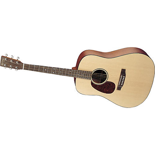 Martin DM Dreadnought Acoustic Guitar Left-Handed