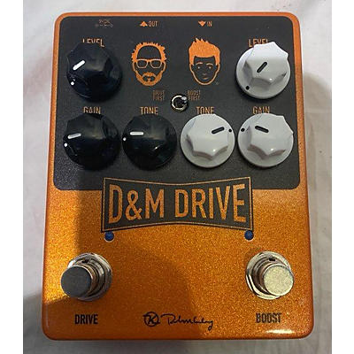 Keeley D&M Drive Effect Pedal