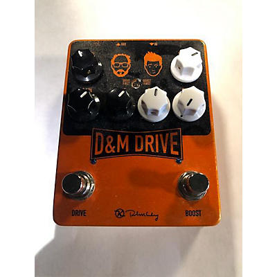 Keeley D&M Drive Effect Pedal