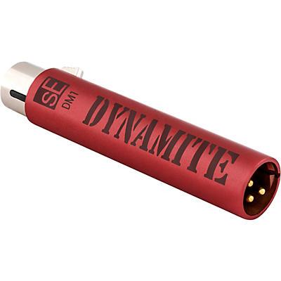 SE Electronics DM1 Dynamite Active Inline Preamp