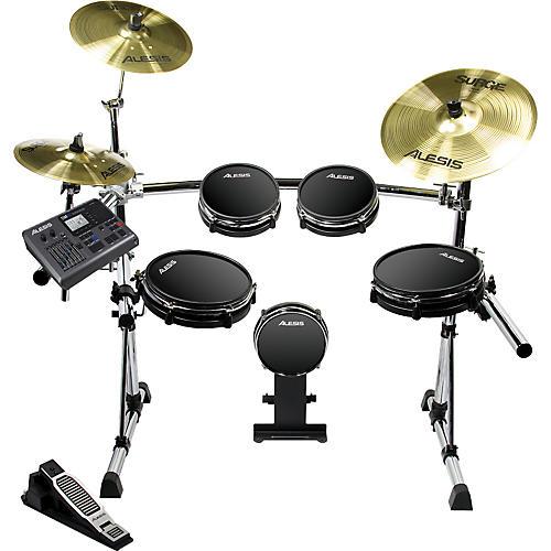 alesis dm10 pro electronic drum set musician s friend