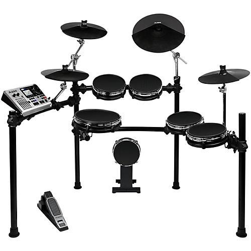 alesis dm10 studio electronic drum kit with mesh heads musician 39 s friend. Black Bedroom Furniture Sets. Home Design Ideas