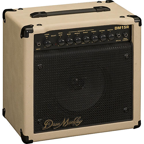 Dean Markley DM15R 15W Guitar Combo Amp