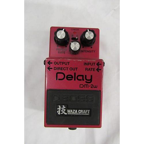 DM2W Delay Waza Craft Effect Pedal