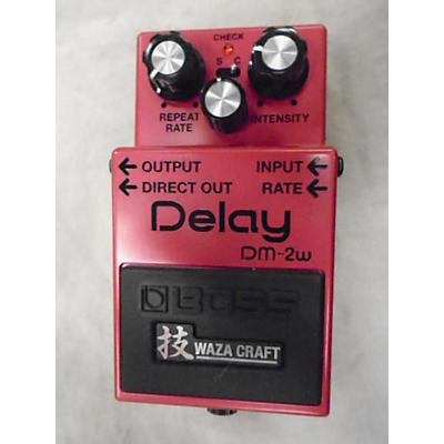 Boss DM2W Delay Waza Craft Effect Pedal