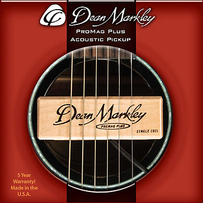 Dean Markley DM3010 Pickup Bundle with Free Strings