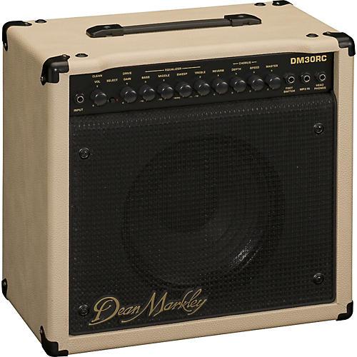 dean markley dm30rc 30w guitar combo amp musician 39 s friend. Black Bedroom Furniture Sets. Home Design Ideas