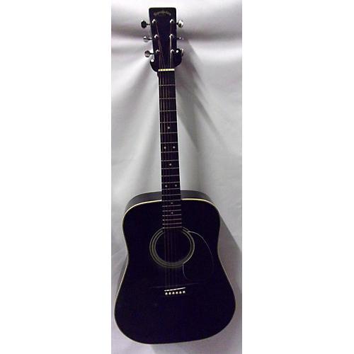 SIGMA DM4B Acoustic Guitar Black