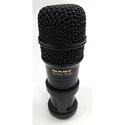 Nady DM70 Dynamic Microphone