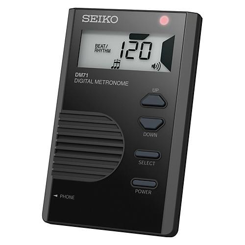 Seiko DM71B Pocket-Size Digital Metronome
