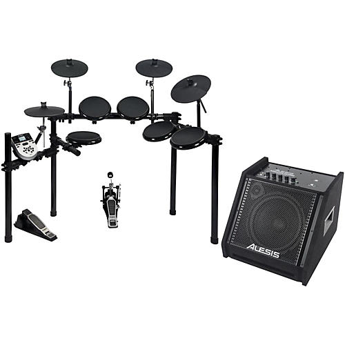 Alesis DM7XK and Amp Package