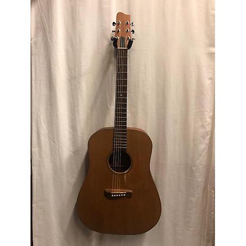Tacoma DM9 Acoustic Guitar Natural