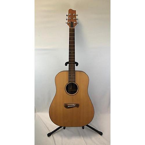 Tacoma DM9C Acoustic Electric Guitar Natural