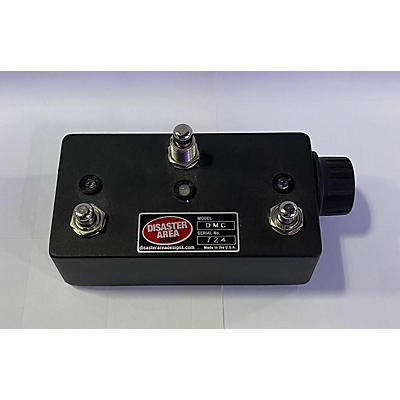 Disaster Area Designs DMC MIDI Foot Controller