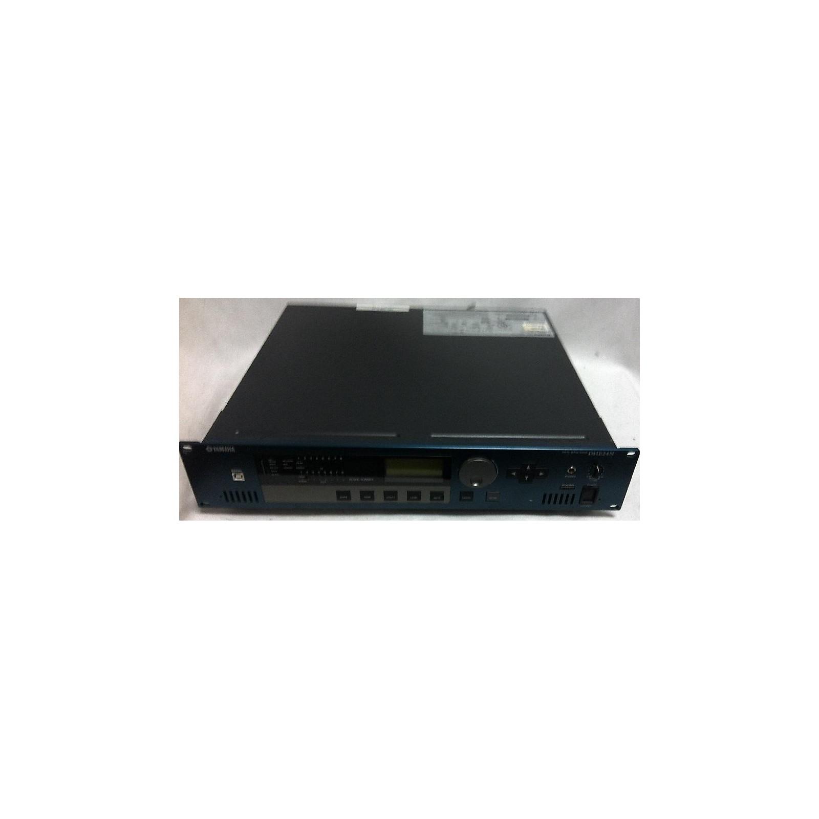 Yamaha DME24N Signal Processor