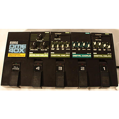 Korg DME40X Effect Processor