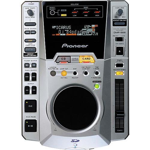 Pioneer DMP-555 Digital DJ Media Player