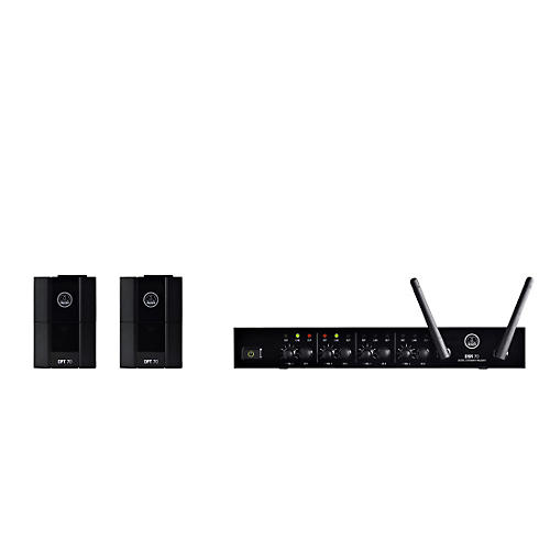 AKG DMS70 Quattro Digital Wireless System Instrument Set