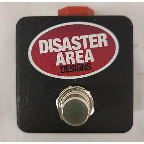 Disaster Area Designs DMT-1 Micro Tap Tempo Footswitch MIDI Foot Controller