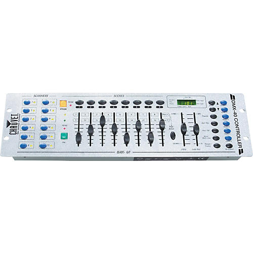 CHAUVET DJ DMX-40 Control Center