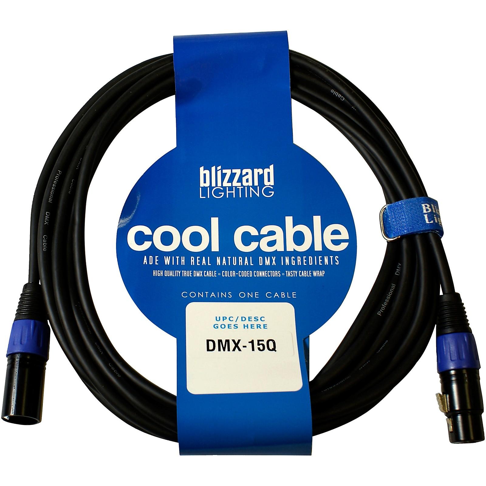 Blizzard DMX Cables