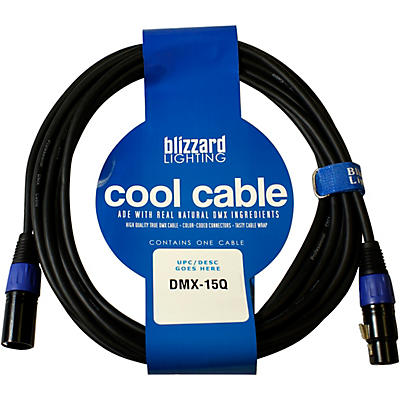 Blizzard DMX Cables