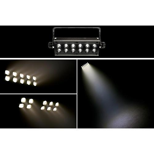 CHAUVET DJ DMX512 High Powered 12 Watt LED Strobe Effect w/ Blinder