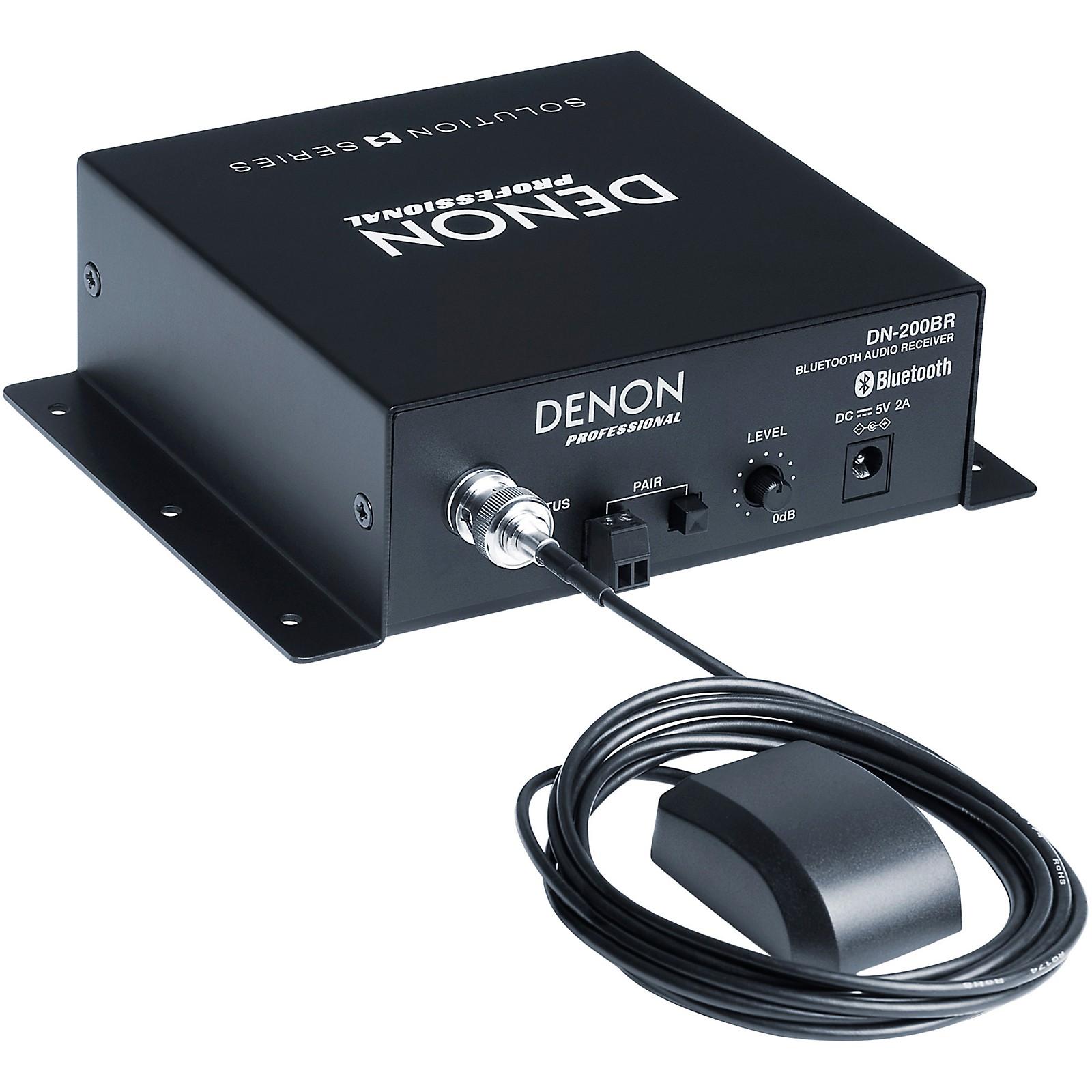 Denon Professional DN-200BR Stereo Bluetooth Audio Receiver