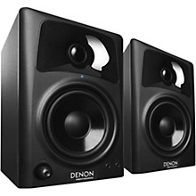 "Open Box Denon DN-304S 4"" Studio Monitor Pair"