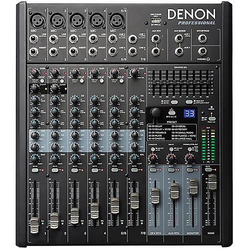 Denon DN-408X 8-Channel Mixer