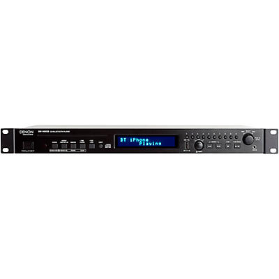 Denon Professional DN-500CB CD/Media Player with Bluetooth/USB/Aux Inputs and RS-232c