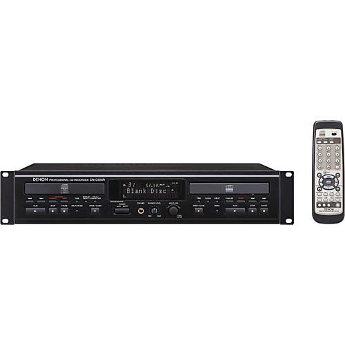 Denon DN-C550R Dual CD Player/Recorder
