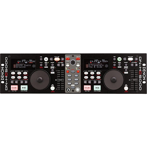 Denon DN-HC5000 and Serato ITCH Digital DJ System