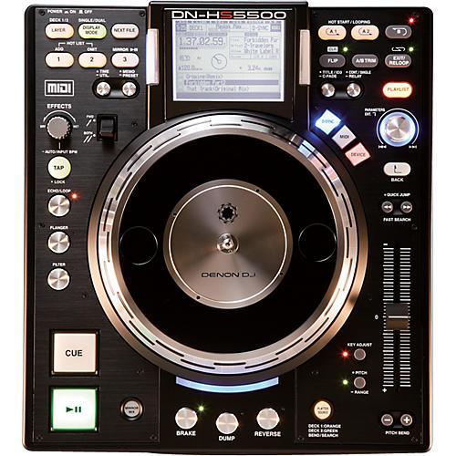 Denon DN-HS5500 Turntable Media Player & Controller