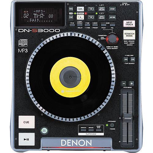 Denon DN-S3000 Table Top DJ CD Player