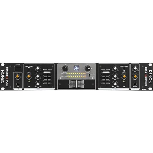 Denon DN-X050 Rackmount DJ Mixer