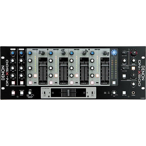 Denon DN-X500 Pro DJ Mixer