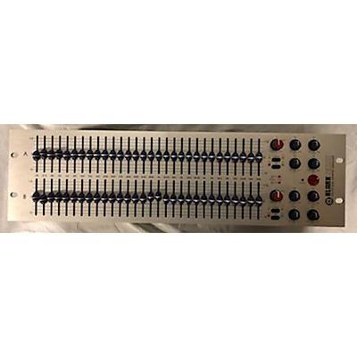 Klark Teknik DN370 DUAL GRAPHIC EQUALISER Audio Converter