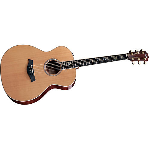 Taylor DN8e-L Rosewood/Spruce Dreadnought Left-Handed Acoustic-Electric Guitar