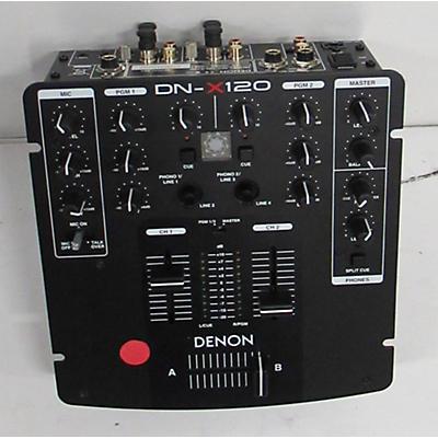 Denon DJ DNX120 DJ Mixer