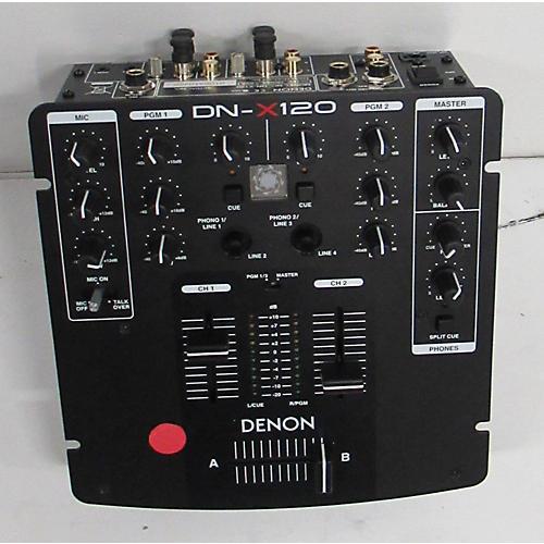 DNX120 DJ Mixer